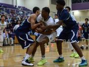 Boys Basketball: Leesville Road vs. Millbrook (Feb. 18, 2016)