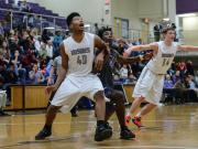 Boys Basketball: Broughton vs. Heritage (Feb. 18, 2016)