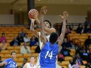 Boys Basketball: Clayton vs. Garner (Feb. 18, 2016)
