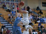 Girls Basketball: Panther Creek vs. Green Hope (Feb. 23, 2016)