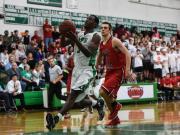 Boys Basketball: Middle Creek vs. Cary (Feb. 25, 2016)