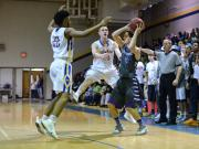 Boys Basketball: Broughton vs. Garner (Feb. 25, 2016)