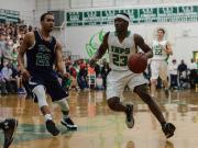 Boys Basketball: Leesville Road vs. Cary (Feb. 27, 2016)