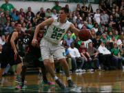 Boys Basketball: New Hanover vs. Cary (March 1, 2016)