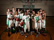 Cary basketball photo shoot