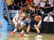 Boys Basketball: Voyager Academy vs. Winston-Salem Prep (Mar. 12, 2016)