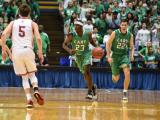 Cary High School vs Charlotte Catholic High School:  4-A Boys Ba