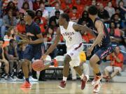 Boys Basketball: Terry Sanford vs. Jay Robinson (Mar. 12, 2016)