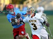 Boys Lacrosse: Apex vs. Charlotte Catholic (May 23, 2014)