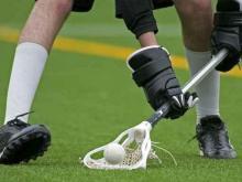 Lacrosse Stock Image