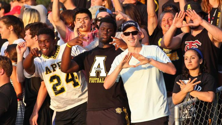 Boys Lacrosse: Apex vs. Middle Creek (May 19, 2015)