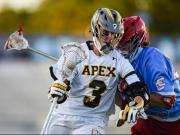 Boys Lacrosse: Apex vs. Charlotte Catholic (May 22, 2015)