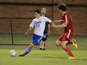 East-West All-Star Boys Soccer Game (July 22, 2014)