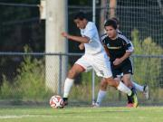Boys Soccer: Knightdale vs. Enloe (Aug. 26, 2014)