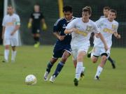 Boys Soccer: Millbrook vs. Apex (Aug. 26, 2014)