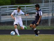 Boys Soccer: Southeast Raleigh vs. Leesville Road (Sept. 2, 2014)