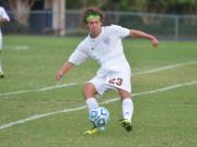 Boys Soccer: Clayton vs. Broughton (Sept. 3, 2014)