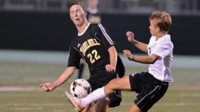 Boys Soccer: Chapel Hill vs. Cardinal Gibbons (Sept. 29, 2014)