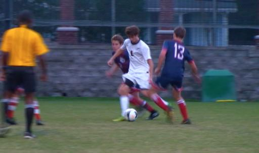 Highlights: NRCA's boys soccer team advances to semifinals