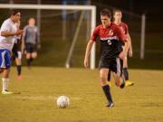 Boys Soccer: Middle Creek vs. Garner (Oct. 29, 2014)