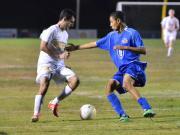 Boys Soccer: Sanderson vs. Apex (Oct. 29, 2014)