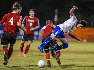 Boys Soccer: NCCA East-West All-Star Game (July 21, 2015)