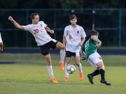 Boys Soccer: Cary vs. Middle Creek (Sept. 9, 2015)