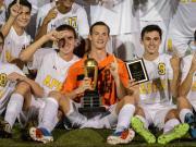 Boys Soccer: Apex vs. Cardinal Gibbons (Sept. 19, 2015)