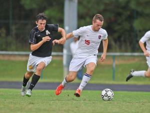 Boys Soccer: Middle Creek vs. Apex (Sept. 28, 2015)