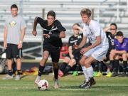 Boys Soccer: Holly Springs vs. Green Hope (Sept. 30, 2015)