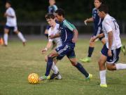 Boys Soccer: Leesville Road vs. Millbrook (Sept. 30, 2015)