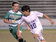 Boys Soccer: Eastern Alamance vs. Lee County (Nov. 17, 2015)