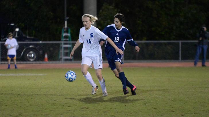 Boys Soccer: Franklin Academy vs Community School of Davidson (N