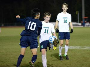 Boys Soccer: 3-A State Championship (Nov. 21, 2015)