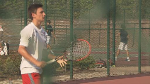 Fialko: Middle Creek's Stachowiack back serving for state title