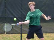 Boys Tennis: 3-A Dual Team Championships (May 16, 2015)