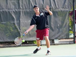 Tennis: 4A Men's Dual State Championship (May 16, 2015)