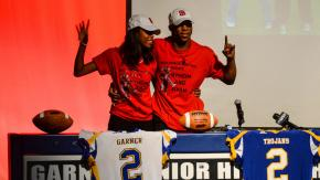Nyheim Hines commits to NCSU - December 19, 2014