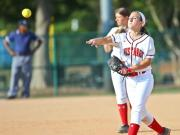 Softball: West Johnston vs. Middle Creek (May 23, 2014)