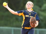 Softball: Cape Fear vs. Alexander Central, Game 1 (June 6, 2014)