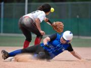 Softball: Jordan-Matthews vs. East Rutherford, Game 2 (June 7, 2014)