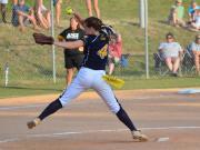 Softball: D.H. Conley vs. Apex (May 28, 2015)
