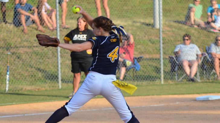 Softball: D.H. Conley vs Apex (May, 28, 2015)