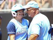 Softball: South Granville vs. Forbush, Game 2 (June 6, 2015)