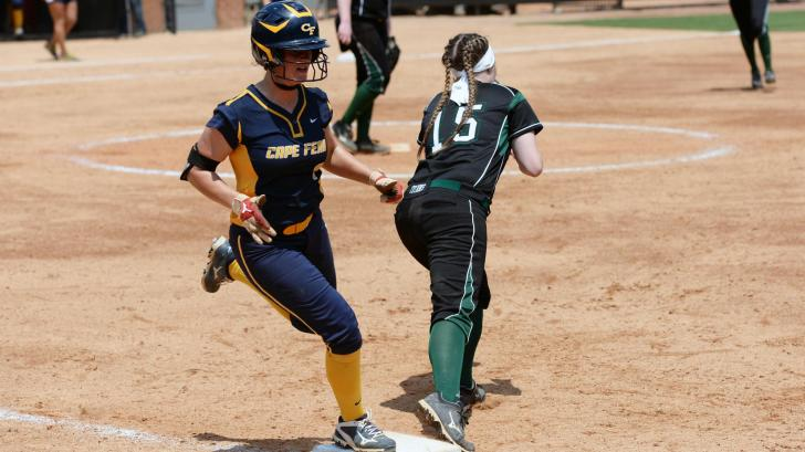 Softball: 4A NCHSAA State Finals Cape Fear vs West Forsyth (Game