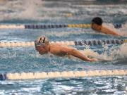 NCHSAA 4-A Swimming State Championships (Feb. 14, 2015)