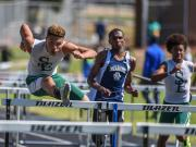 2015 4-A Mideast Regional Track & Field Championships (May 2, 2015)
