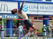 4-A Track & Field State Championships (May 9, 2015)