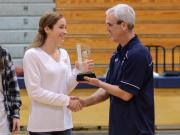 Mareno accepts Gatorade Player of the Year honor (Feb. 16, 2016)