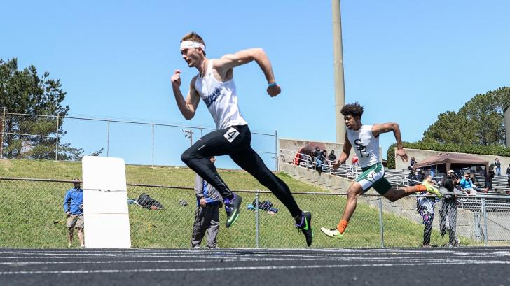 Wake County Track & Field Championships - April 9, 2016 at Garne